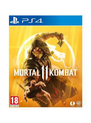 Mortal Kombat 11 [PS4] Trade-in | Б/У