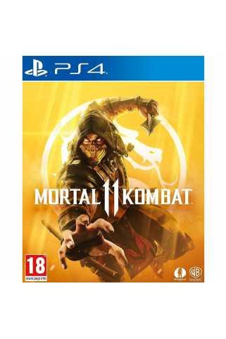 Mortal Kombat 11 [PS4] Trade-in | Б/У