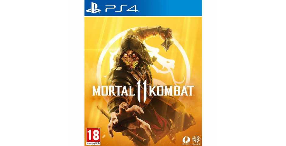 Mortal Kombat 11 [PS4] Trade-in   Б/У