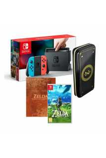 Nintendo Switch Zelda Legendary Bundle