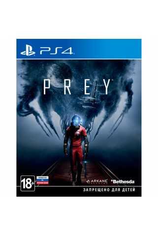 Prey [PS4, русская версия] Trade-in | Б/У