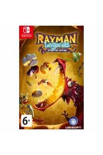 Rayman Legends: Definitive Edition [Switch, русская версия] Trade-in | Б/У