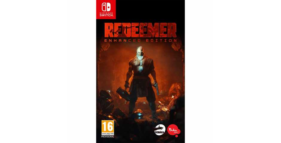 Redeemer: Enhanced Edition [Switch, русская версия] Trade-in | Б/У