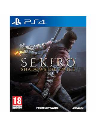Sekiro: Shadows Die Twice [PS4] Trade-in | Б/У
