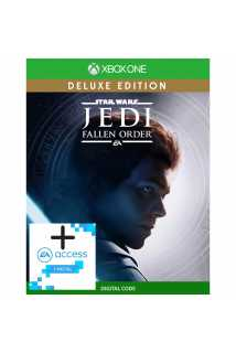 Star Wars Jedi: Fallen Order - Deluxe Edition + EA Access (Код) [Xbox One, русская версия]