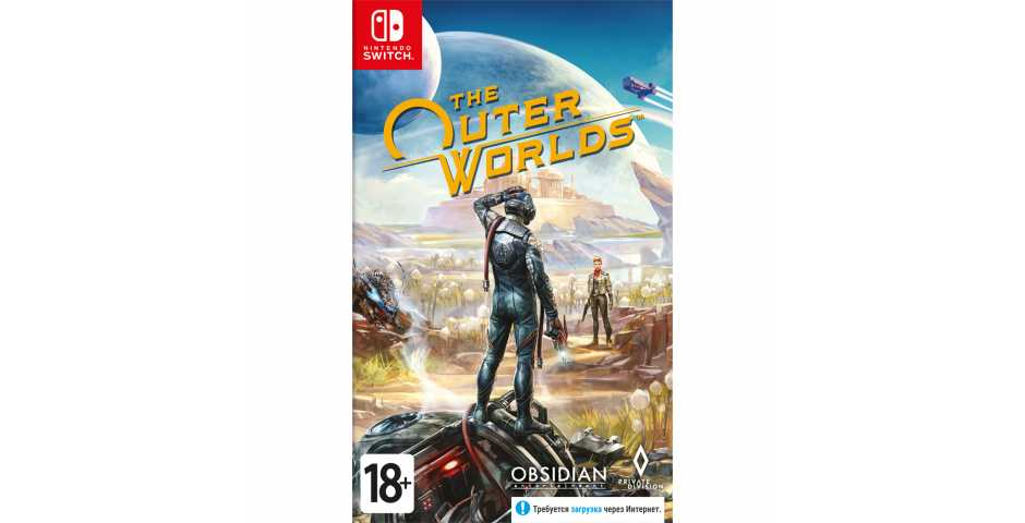 The Outer Worlds [Switch]