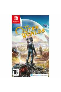 The Outer Worlds [Switch] Trade-in | Б/У