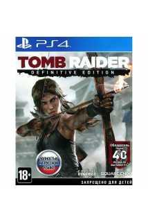 Tomb Raider: Definitive Edition [PS4, русская версия] Trade-in | Б/У