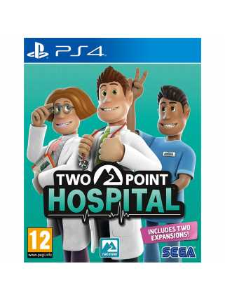 Two Point Hospital [PS4]