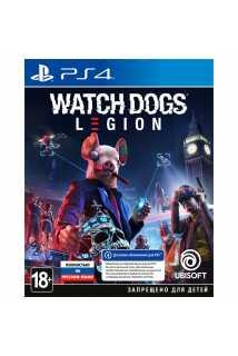 Watch Dogs: Legion [PS4, русская версия] Trade-in | Б/У
