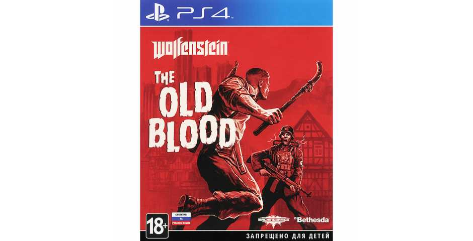 Wolfenstein: The Old Blood [PS4] Trade-in | Б/У
