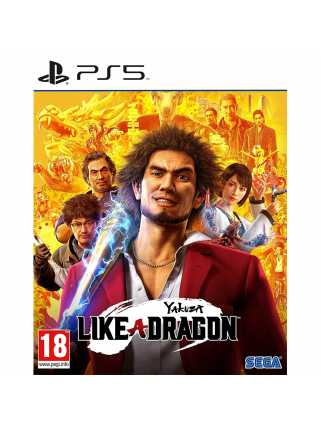 Yakuza: Like a Dragon [PS5]