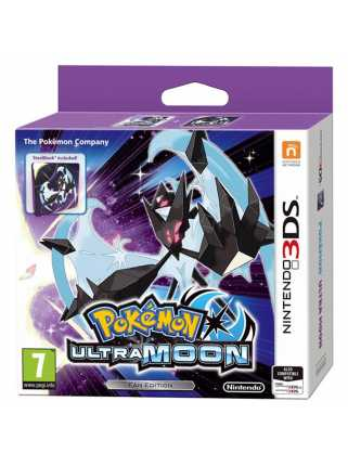 Pokemon Ultra Moon. Limited Edition. [3DS]