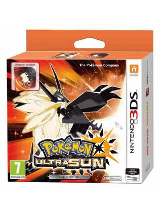 Pokemon Ultra Sun. Limited Edition. [3DS]