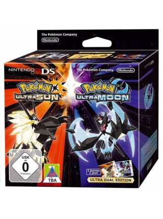 Pokemon Ultra Sun/Moon Deluxe Dual Edition [3DS]