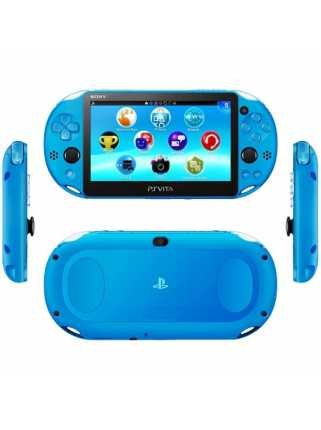 Sony Playstation Vita Slim Wi-Fi Aque Blue [PSVita]