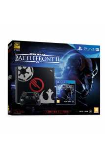 Sony Playstation 4 Pro Star Wars Battlefront 2 Edition (1TБ)