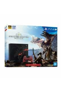 Sony PlayStation 4 Pro (1 ТБ), Monster Hunter: World Limited Edition
