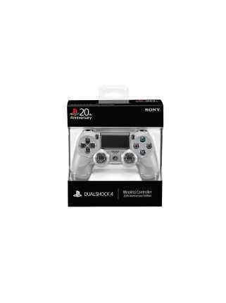 Dualshock 4 Беспроводной геймпад PlayStation 20th Anniversary Edition (USED) [PS4]