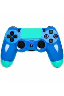 Геймпад Rainbo DUALSHOCK 4 (Frozen Magic)