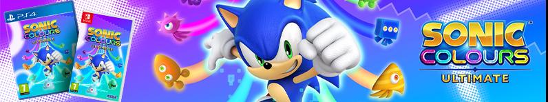 Sonic: Colours