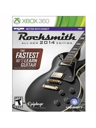 Rocksmith 2014 Edition [XBOX 360]