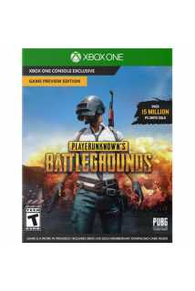 Playerunknown's Battlegrounds [Код на загрузку, Xbox One]