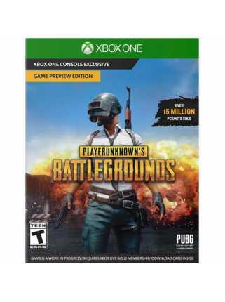 Playerunknown's Battlegrounds [Код на загрузку, Xbox One]