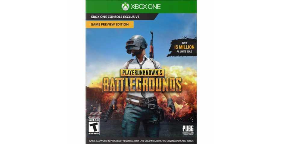 Xbox One - Playerunknown's Battlegrounds [Код на загрузку, Xbox One]