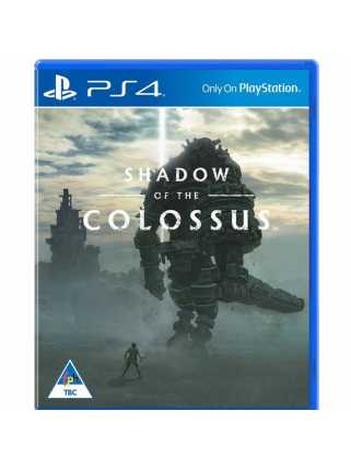 Shadow of the Colossus. В тени колосса [PS4, русская версия]
