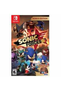 Sonic Forces Bonus Edition [Switch]
