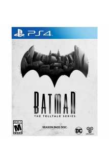 Batman: The Telltale Series [PS4]