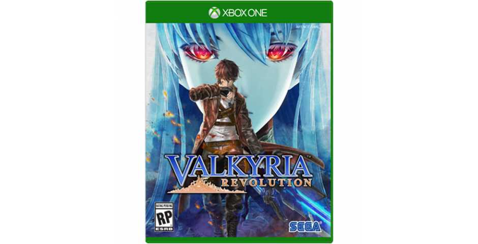 Valkyria Revolution: Day One Edition [Xbox One]