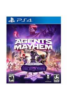 Agents of Mayhem Day 1 Edition [PS4]