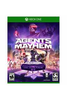 Agents of Mayhem Day 1 Edition [Xbox One]
