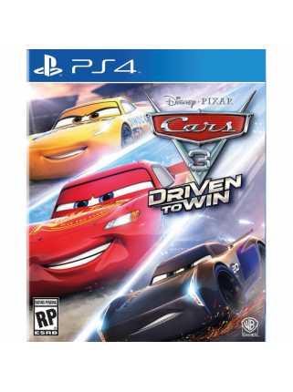 Cars 3 [Тачки 3] Навстречу победе [PS4]