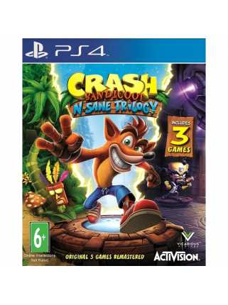 Crash Bandicoot N-Sane Trilogy [PS4]
