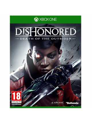 Dishonored Death of the Outsider [Xbox One]