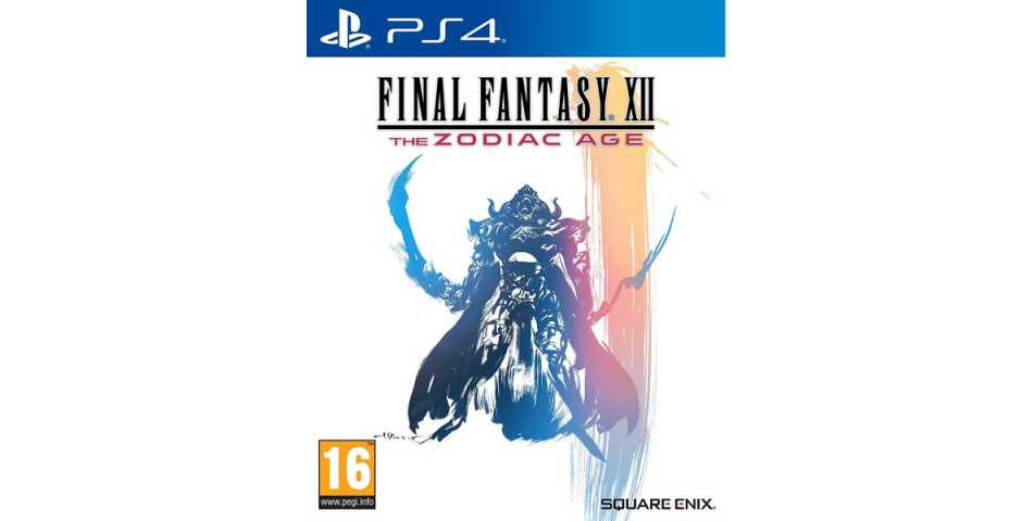 Final Fantasy XII The Zodiac Age [PS4]