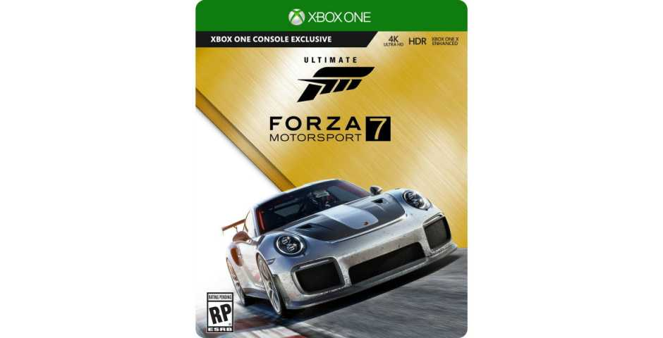 Xbox One - Forza Motorsport 7: Ultimate Edition