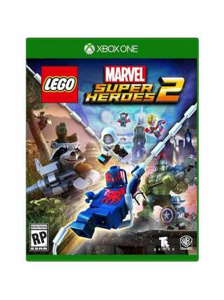 LEGO Marvel Super Heroes 2 [Xbox One, русские субтитры]