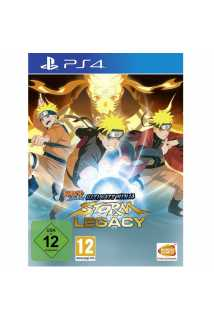 Naruto Shippuden: Ultimate Ninja Storm Legacy Edition [PS4]