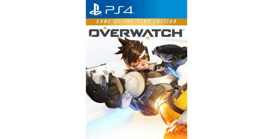 Overwatch: Game of the Year Edition [PS4, русская версия]