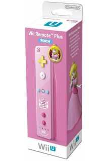 Контроллер Remote Plus Peach (со встроенным Wii Motion)