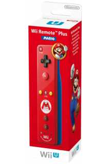 Контроллер Remote Plus Mario (со встроенным Wii Motion)