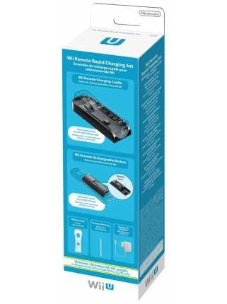 Зарядное устройство Remote Rapid Charging Set (Wii U)