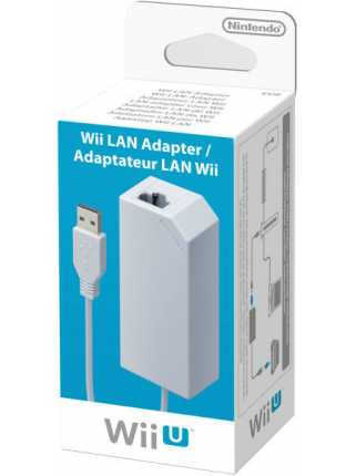 WiiU Lan Adapter
