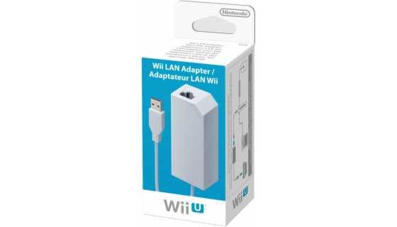 WiiU Lan Adapter