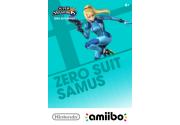 Amibo Smash Zero Suit Samus