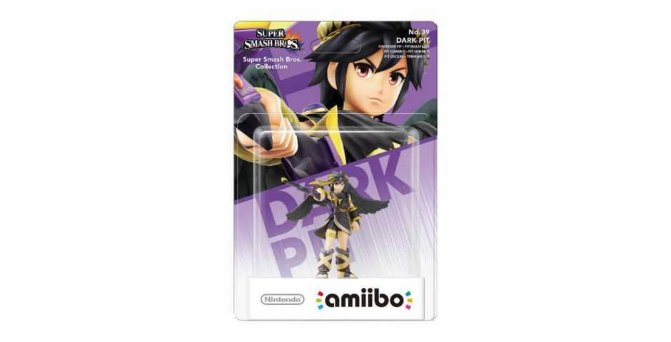 Фигурка Amiibo Тёмный Пит